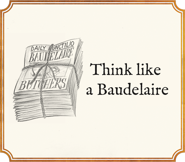 Promos Thinkbaudelaire
